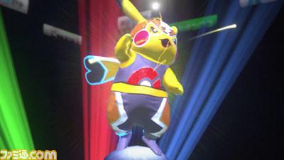 "Wii U版『ポッ拳 POKKEN TOURNAMENT』が2016年春発売決定! ""マスクド・ピカチュウ""が参戦決定!_19"