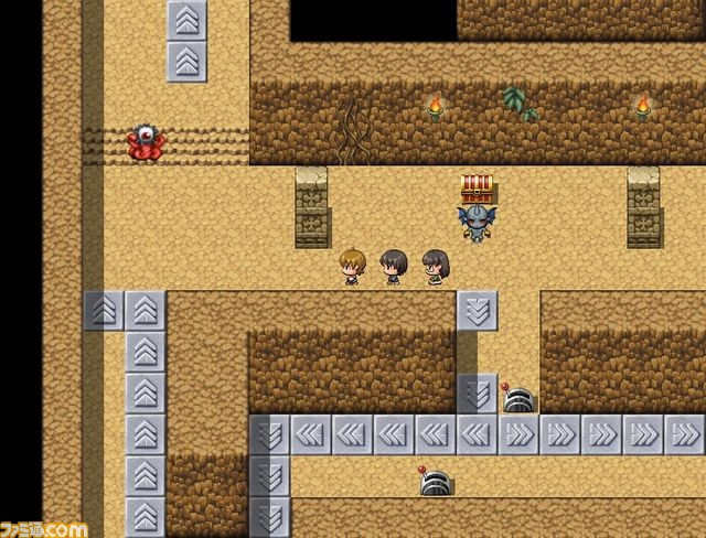 "『RPGツクールMV』 ""レジェンド・ツクラー""が本作で作ったサンプルゲームを11月13日より無料配信!_08"