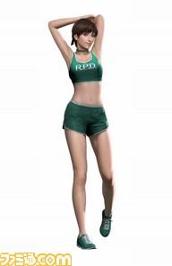 Rebecca_Extra_costume_Sportswear
