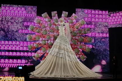 NHK紅白歌合戦で披露された衣装
