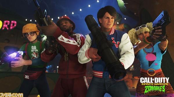 COD Infinite Warfare_Zombies in Spaceland 2_WM