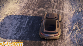 PC_Mercedes AMG GT R - Mercedes Benz ice Track