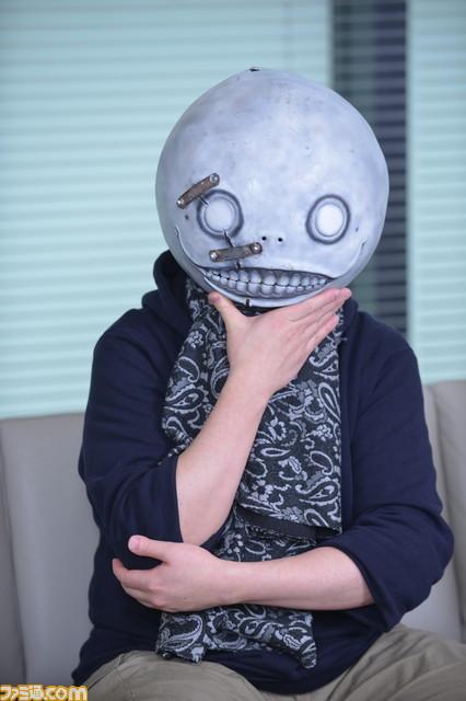 『SINoALICE』×『NieR:Automata』コラボ記念! その内容や音楽についてヨコオD、齊藤P、岡部氏に訊く_04