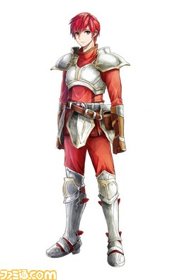 DLC衣装「アドルのシルバーアーマー」