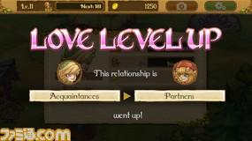 LoveLevelUp