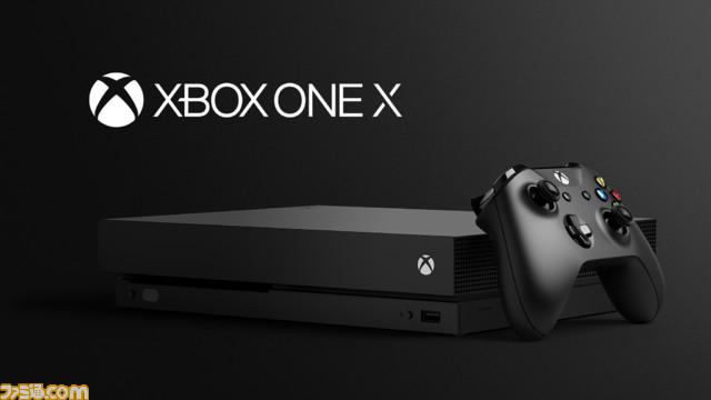 Xbox One Xが国内でもワールドワ...