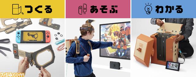 「Nintendo Labo」の画像検索結果