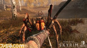 The Elder Scrolls V: Skyrim』...