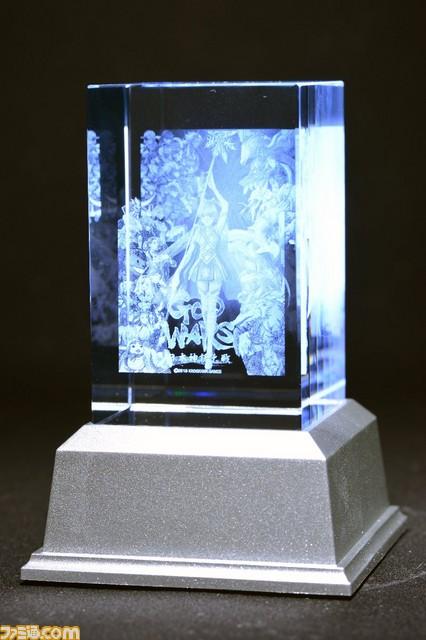 『GOD WARS 日本神話大戦』3Dクリスタルセットのグッズデザインが公開_04