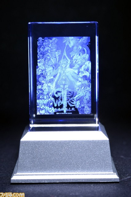 『GOD WARS 日本神話大戦』3Dクリスタルセットのグッズデザインが公開_03