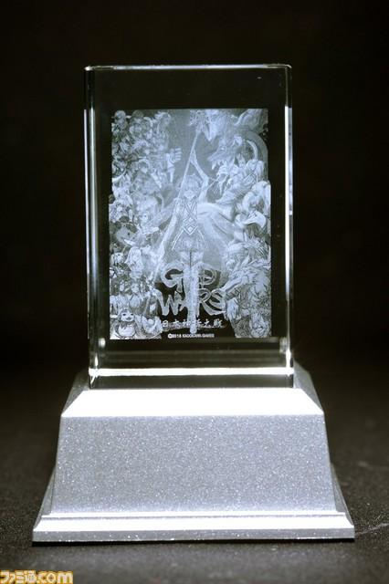 『GOD WARS 日本神話大戦』3Dクリスタルセットのグッズデザインが公開_02