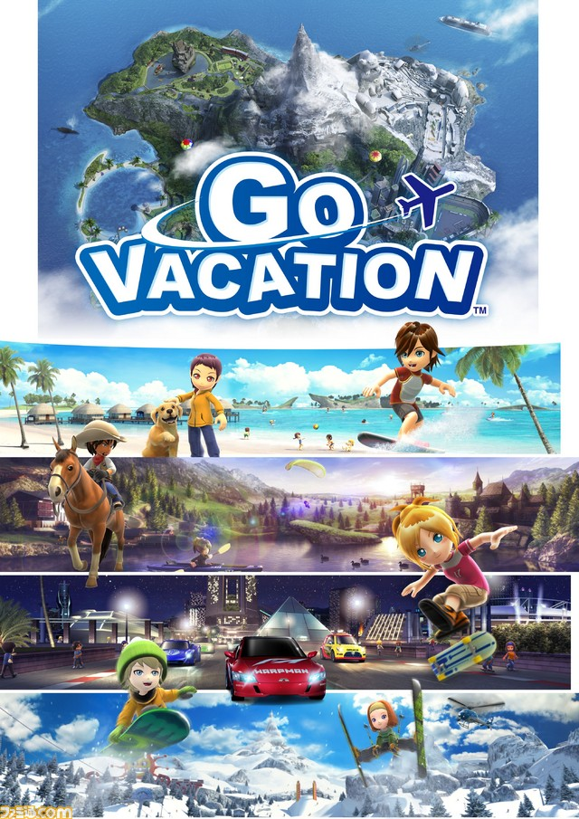 Nintendo Switch『GO VACATION』...