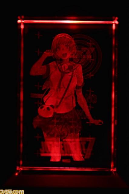 "『JUDGEMENT 7 俺達の世界わ終っている。』3Dクリスタル""早瀬ユウノ""の実物画像&映像が公開!_05"