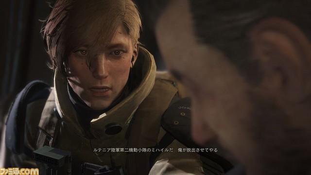 『LEFT ALIVE』新キャラクターやヴァンツァー、戦場で生き抜くためのテクニックを公開!_09
