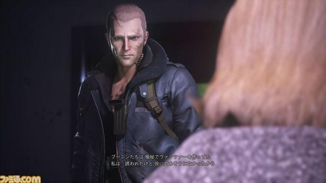 『LEFT ALIVE』新キャラクターやヴァンツァー、戦場で生き抜くためのテクニックを公開!_08