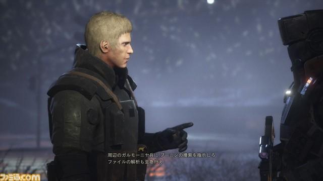 『LEFT ALIVE』新キャラクターやヴァンツァー、戦場で生き抜くためのテクニックを公開!_10