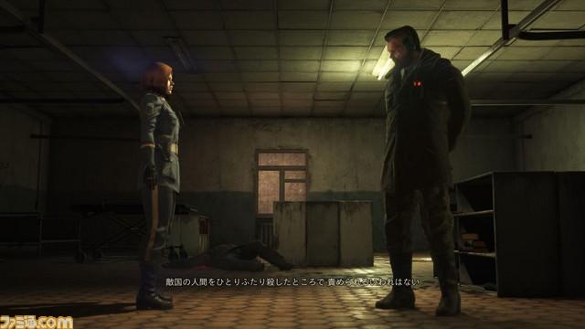 『LEFT ALIVE』新キャラクターやヴァンツァー、戦場で生き抜くためのテクニックを公開!_07