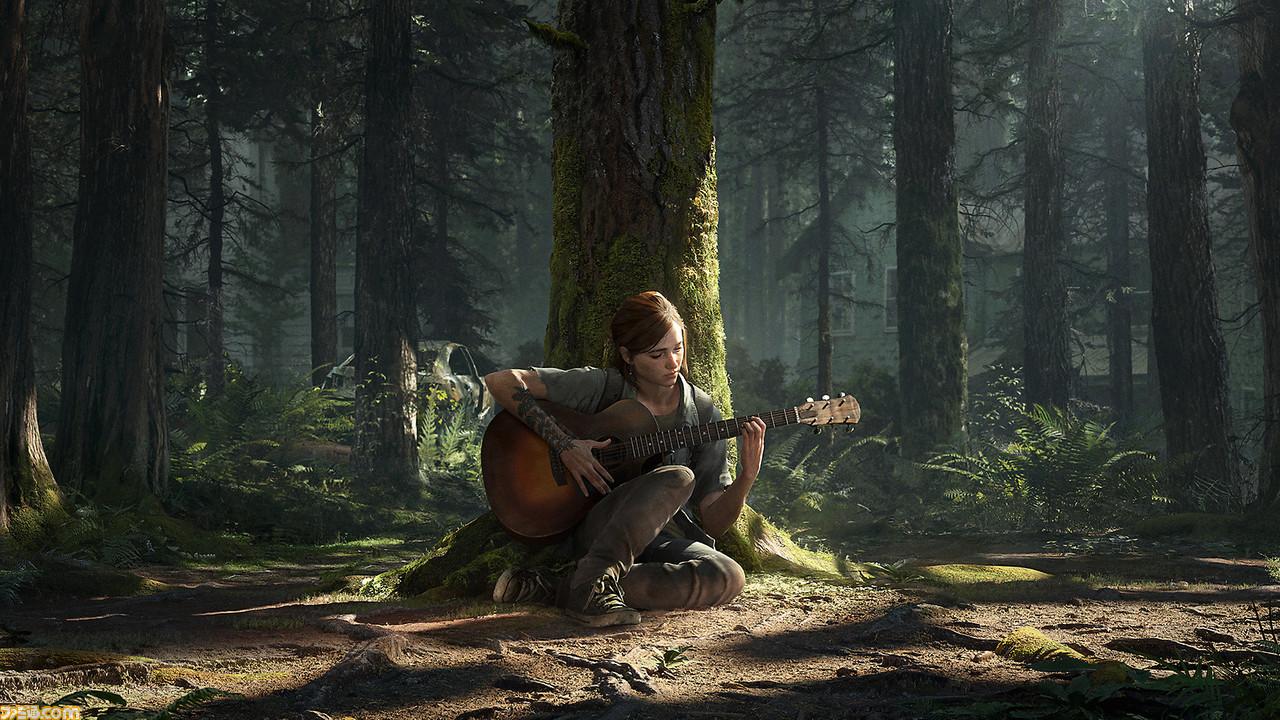 The Last Of Us Part Ii Ps4テーマと壁紙が無料配布 平穏と復讐