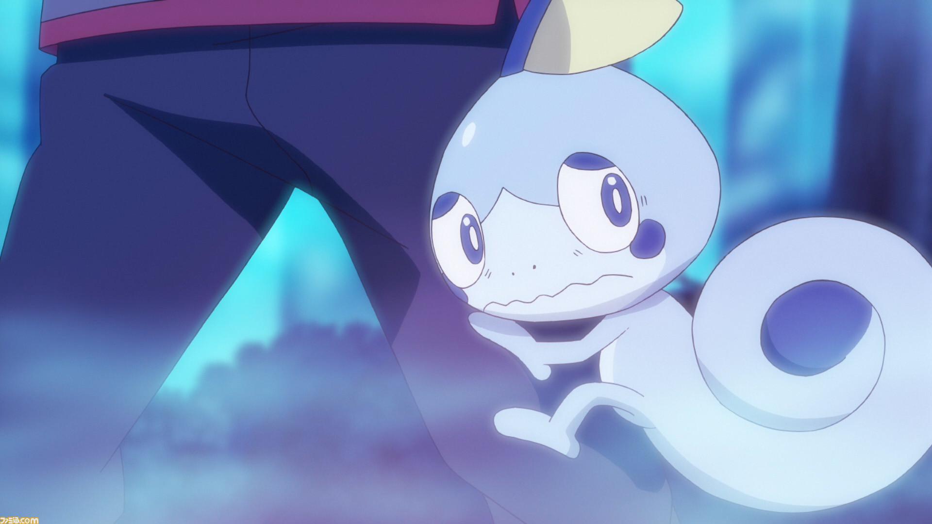 Anime Pokémon Espada y Escudo