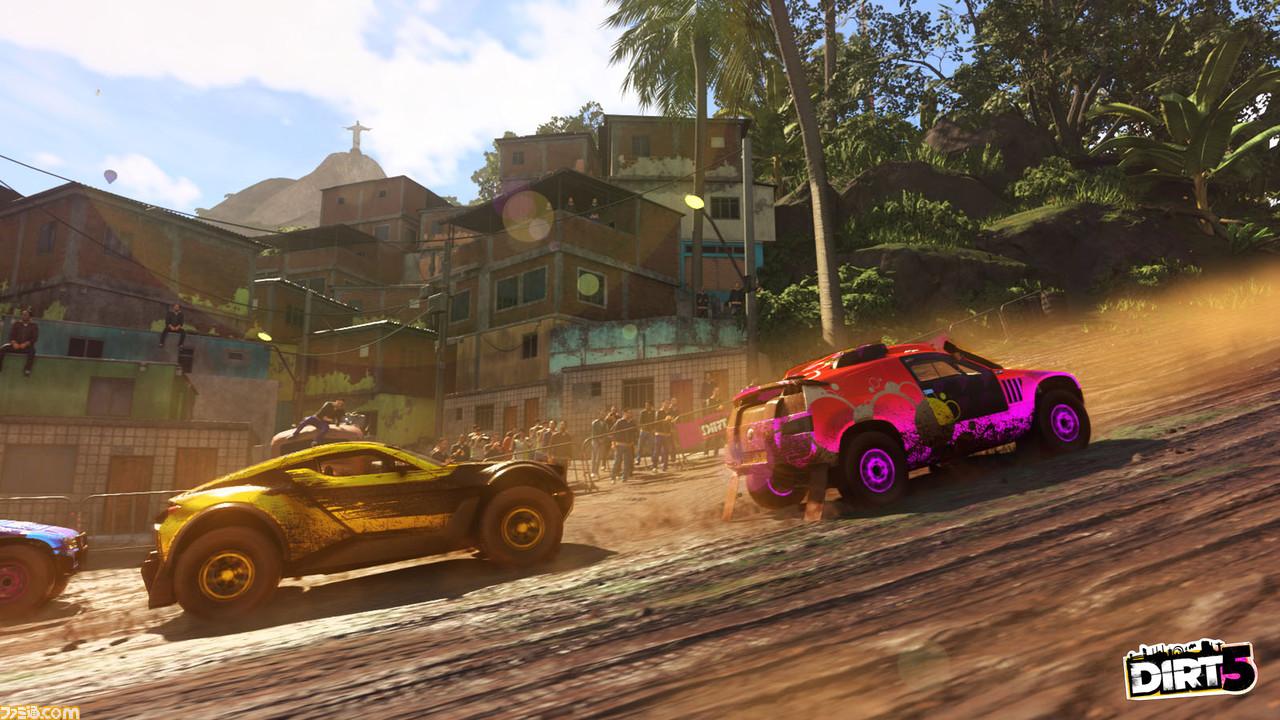 『DIRT 5』PS5、PS4、Xbox Series X向け国内パッケージ版が8月5日発売決定。Amazon、ゲオなど各店舗で予約受付中