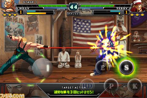 la7RcFYpCxw579gzZASIJq917Ob7Fge2 The King Of Fighters XIII para iPhone