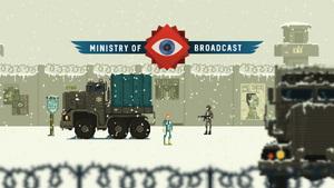 Ministry of Broadcast ミニストリー・オブ・ブロードキャスト